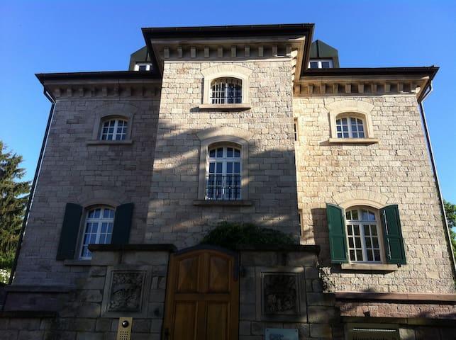 Ferienwohnung im Chateau Prison - Gernsbach - 公寓