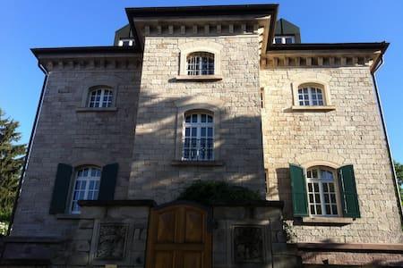 Ferienwohnung im Chateau Prison - Gernsbach - Huoneisto