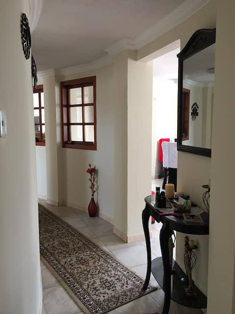 Flat in the south of Quito perfect for two