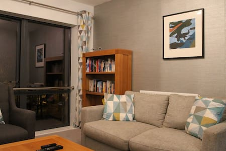 March Offer! Cozy Double Bed +Lounge Near Heathrow - Uxbridge - アパート