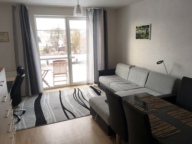 Modern, equipped apartment in quiet neighborhood - Pilsen - Appartement