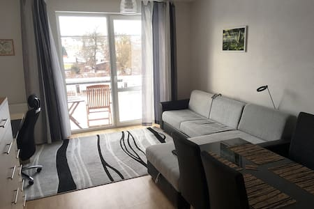 Modern, equipped flat in quiet neighborhood - Pilsen - Apartmen
