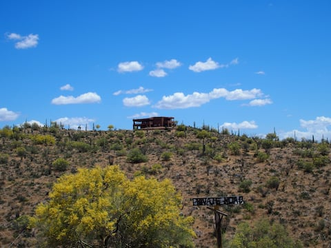 40 acres at Superstition Wilderness Queen Valley
