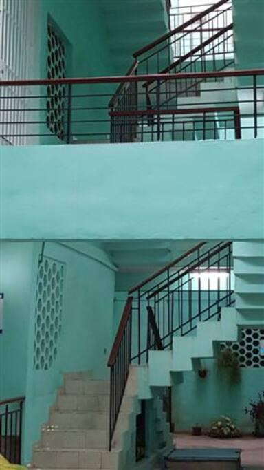 Buildig Stairs