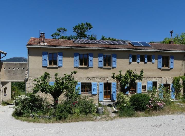 Château Saint-Ferréol - Gîte de l'Oiseau lyre
