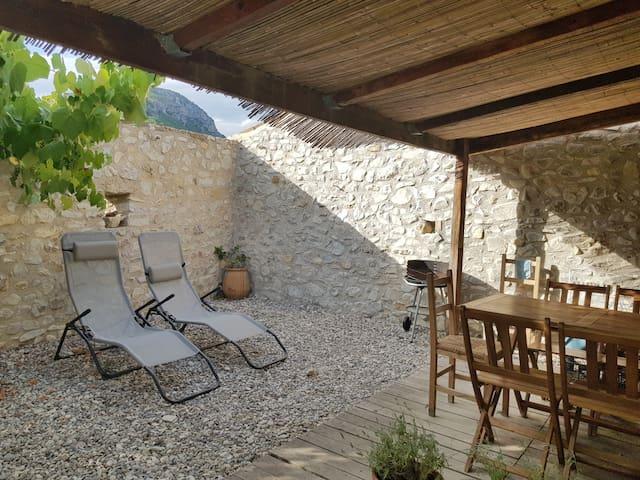 Chez Lucile, maison de vacances proche de Nyons