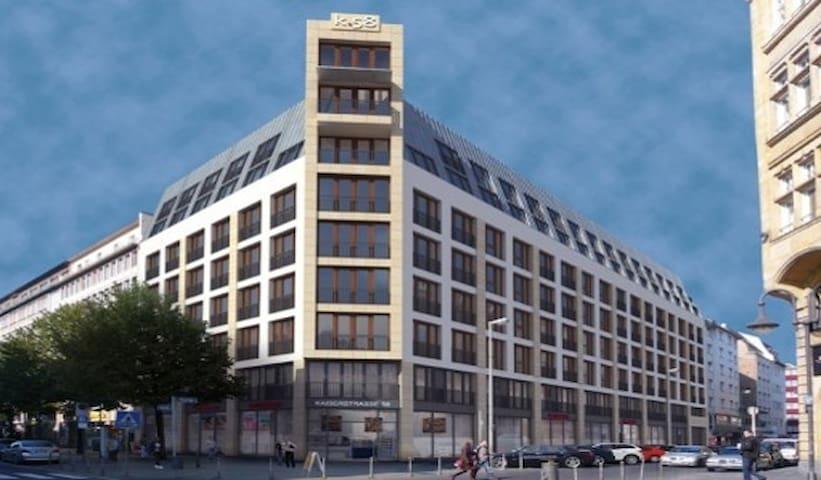 Large modern apartment near the Central Station - Fráncfort del Meno - Departamento