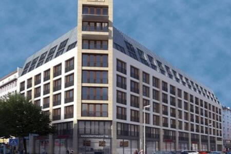 Large modern apartment near the Central Station - 法蘭克福 - 公寓