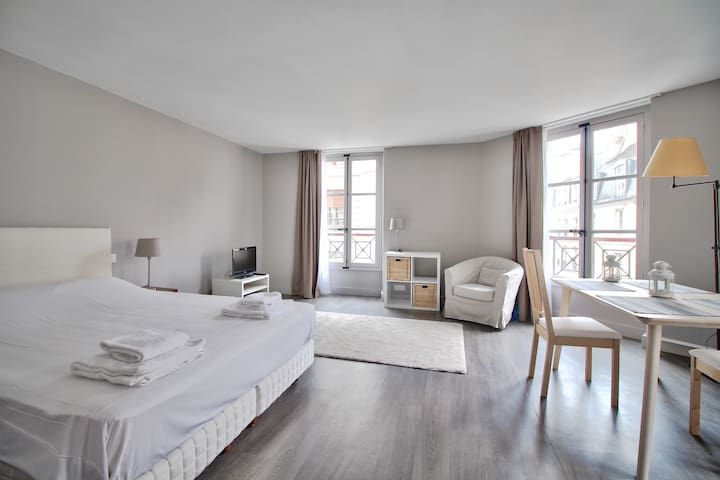 Charming Studio in Saint-Germain-des-Prés - Paris - Apartamento