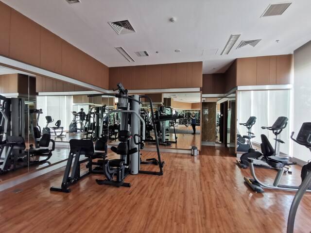 Advanced Gym