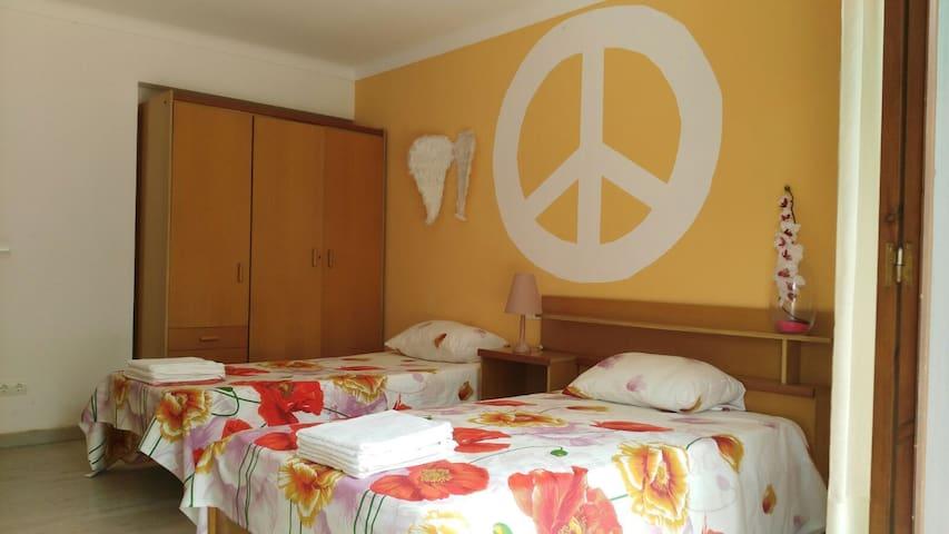 Orange room Ibiza center
