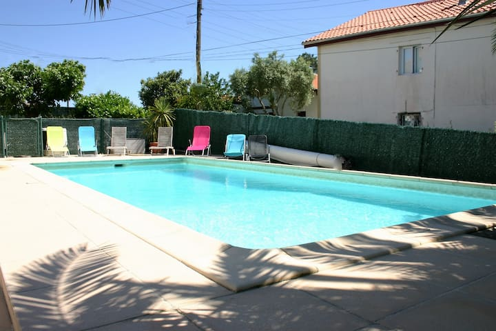 STUDIO (Moréa) avec PISCINE - Anglet - Apartment