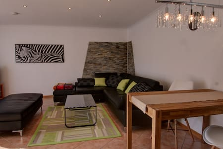 Ruhige komfortable Wohnung im Bodenseehinterland - Herdwangen-Schönach