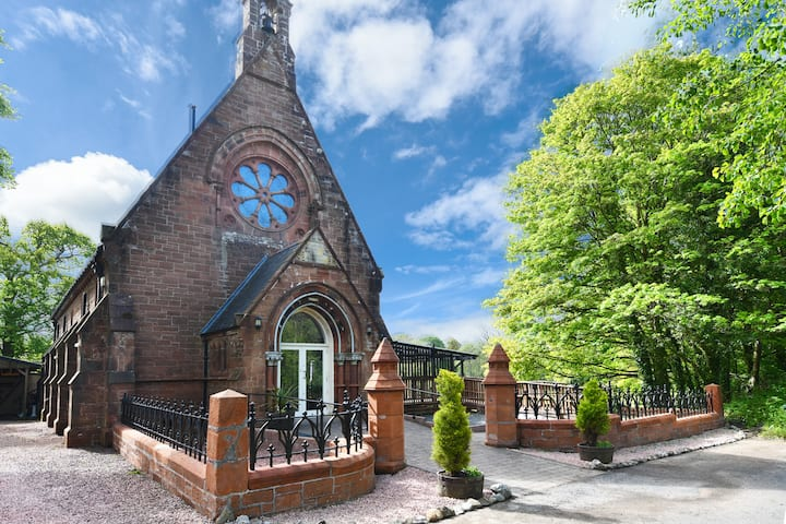 The Old Church & Lodge, stunning private venue