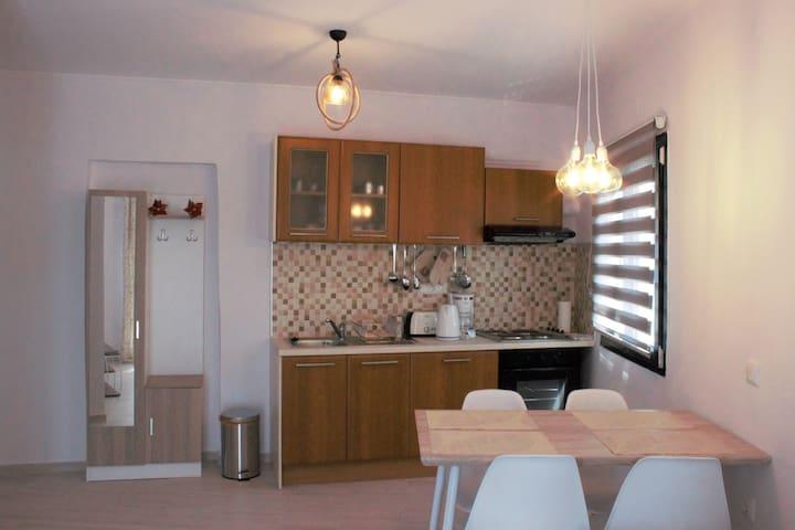 kitchen-dinning room