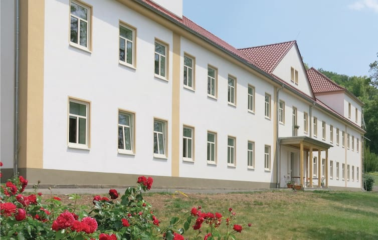 Holiday apartment with 1 bedroom on 85m² in Bad Liebenstein