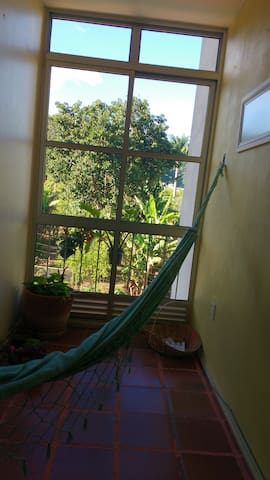 Apartamento aconchegante com linda vista - เตเรซอปูลีส