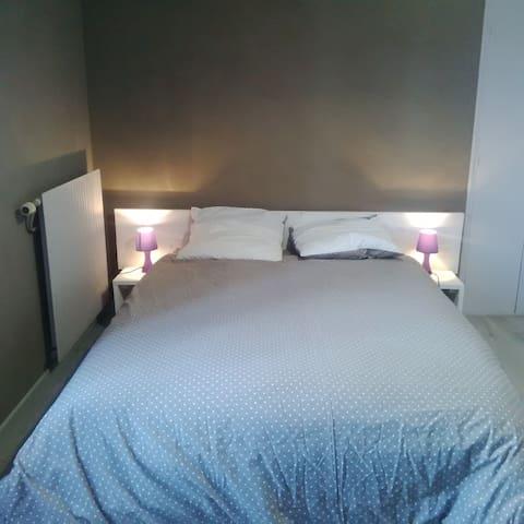 La chambre Marina - Maulevrier
