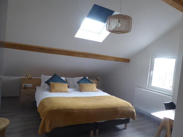 Amodo Lodge - Chambre Leto