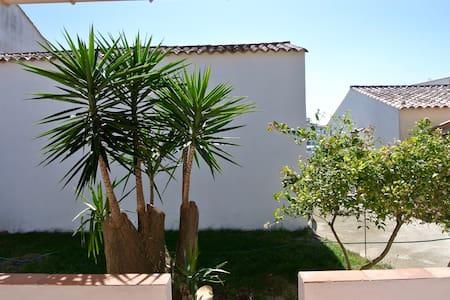 1 Appartement terrasse vue jardin