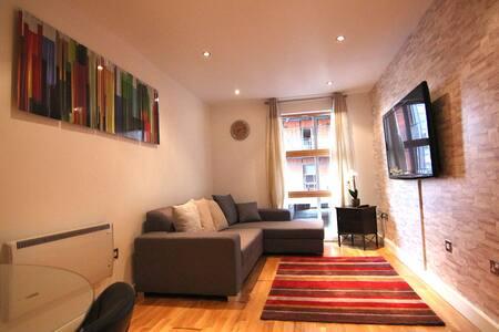 Stunning Northern Quarter Apartment - Manchester