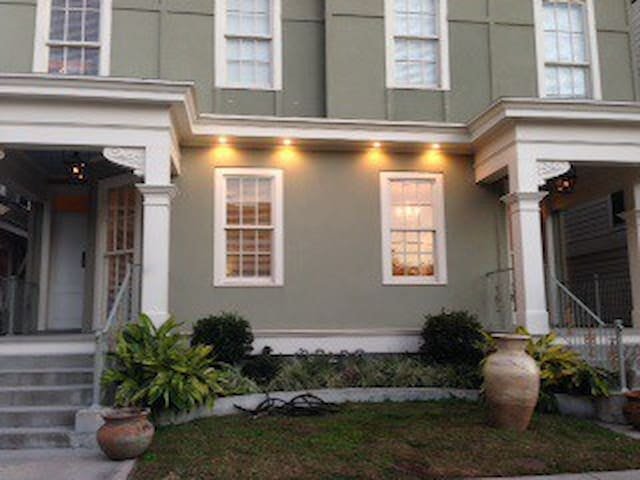 1BR/1.5. Bath & PulloutCouch Uptown - New Orleans - House