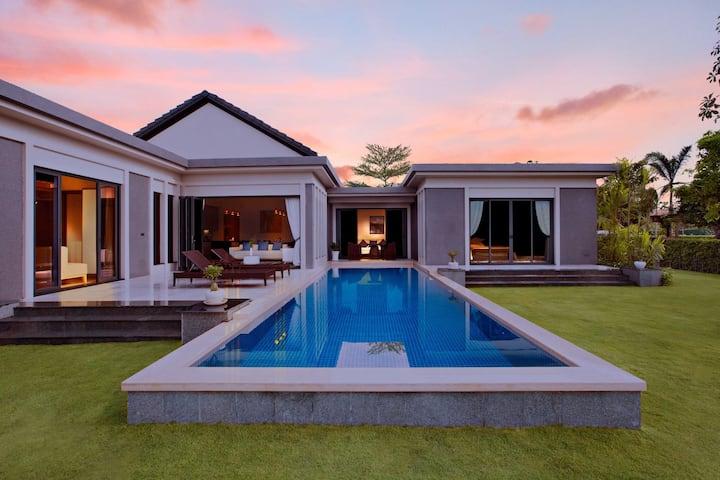 Coastar, Private Villa, 3BR and Outdoor Pool
