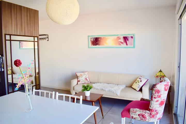 Hermoso y Luminoso Dpto 2 ambientes. 4 Per Soñando