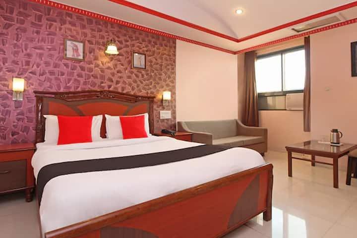 Standard non AC room Pratap Heritage@Mahabaleshwar