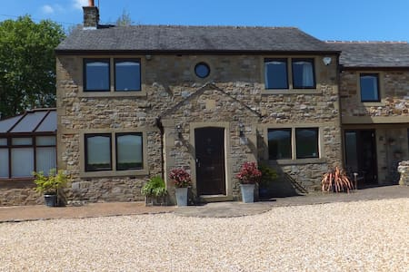 4 star Gold award  Fernside Cottage Self-Catering - Skipton - Hus