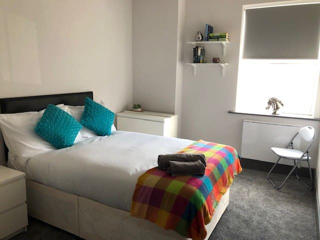 Townhouse PLUS @ London Road - Double Room