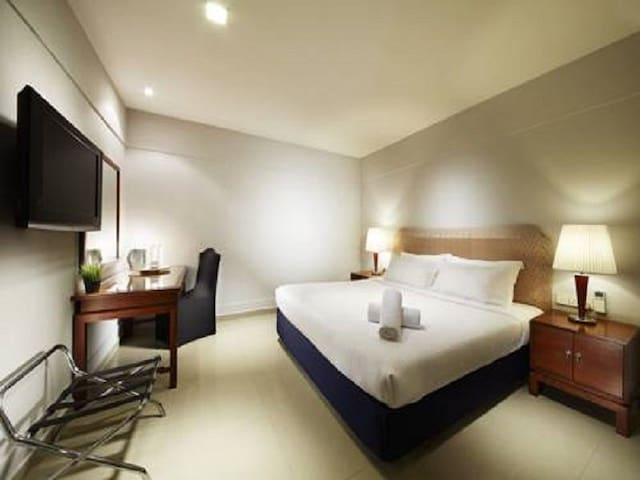 Hotel Horsecity - Singapour - Bed & Breakfast