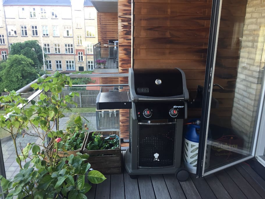 Grill and Terrace