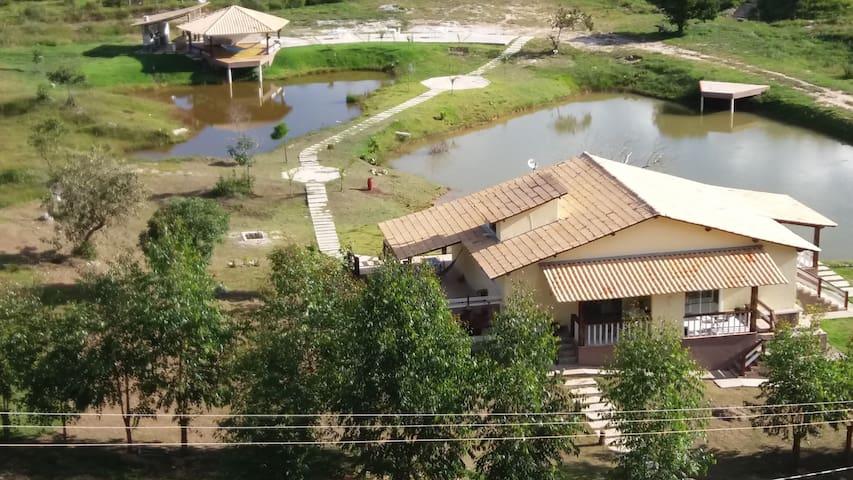 Vila Ramiro Santeiro Chalé Elisa - Ouro Preto - Chalet