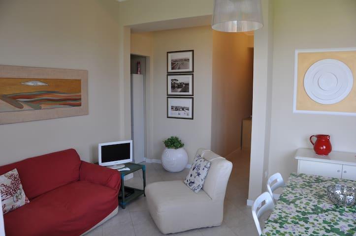 Appartamento Città Giardino Viareggio