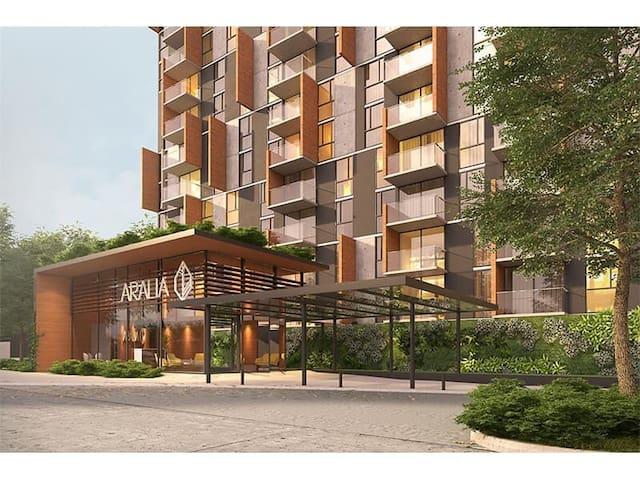 Apartamento Aralia Mariscal