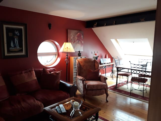 The Loft, Kilmog House, Kells Road, Kilkenny - Kilkenny - Apartment