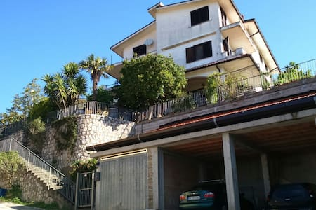 Appartamento in collina vista mare - Lenola - Apartment