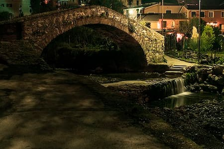 Roman Bridge of Recco - Recco