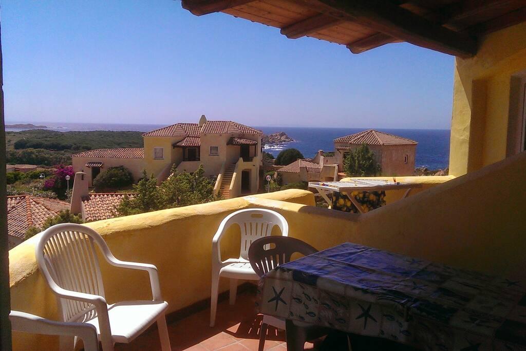 Private Terrace - alfresco dining