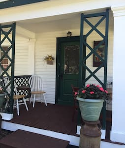Farm Stay cozy 1 Br Cottage - Shaftsbury - Apartment