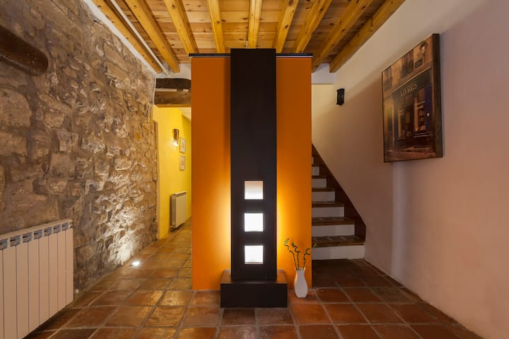 Exclusive Four Storey House in Historical Center