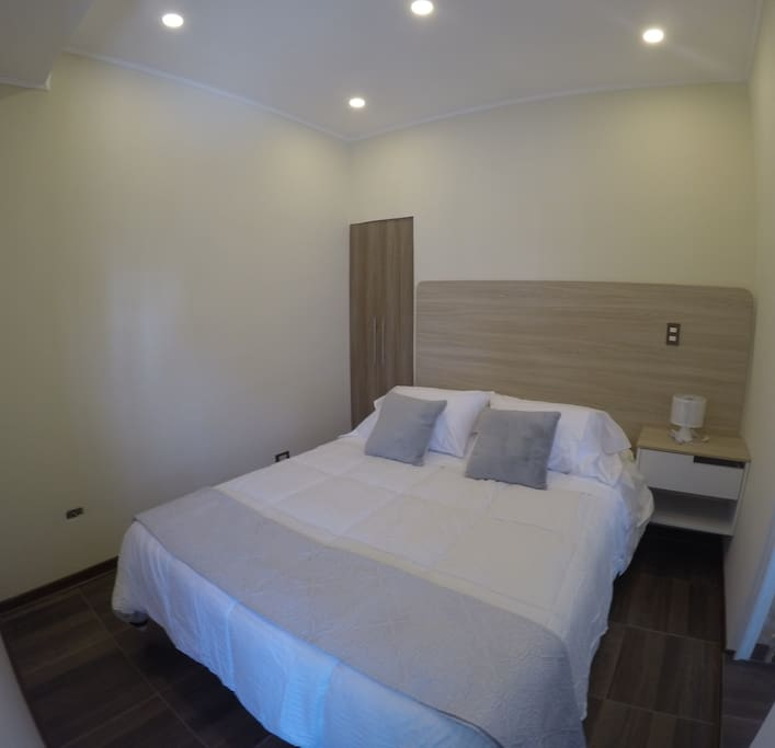 Dormitorio impecable