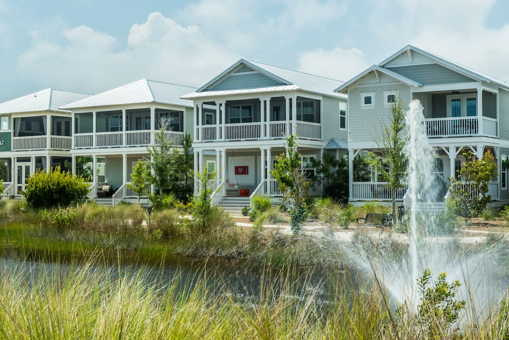 NatureWalk Homes!
