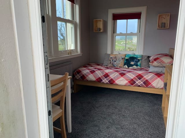 Maol Farm, Iona -Self Catering  (Hairy Coo room)