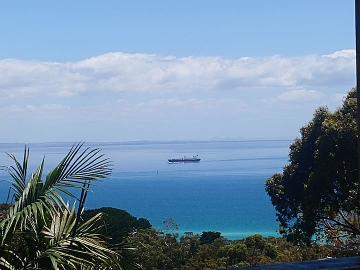 Dromana Getaway with Great Views