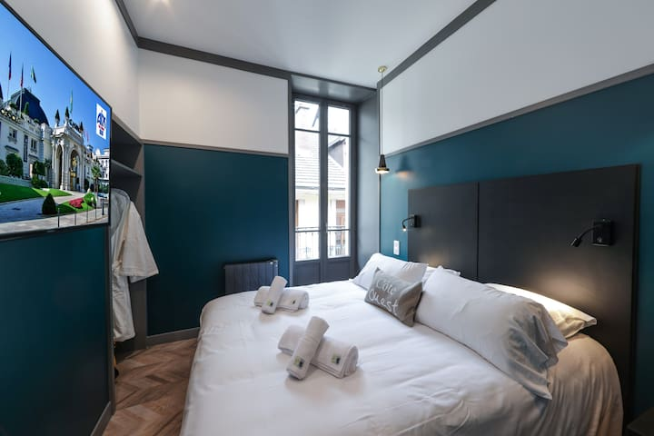 La Galerie, stunning one bedroom apartment