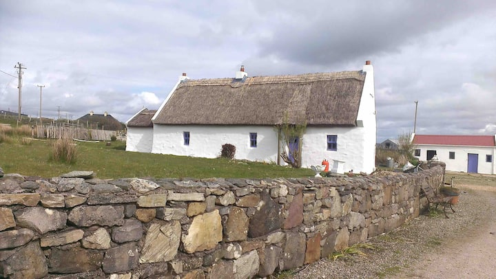 Traditional Thatch Cottage