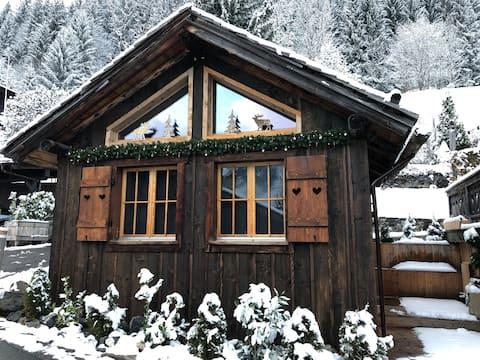 Le Mazot, Champéry, Portes du Soleil, Switzerland