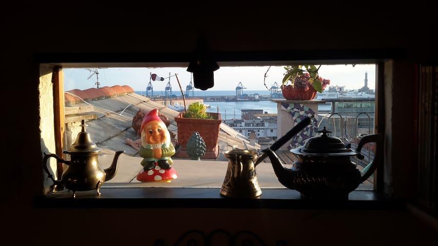 """""""La Barca sui Tetti"""" - Genova - House"""